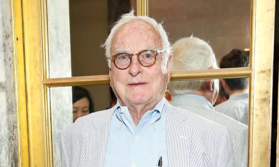 Despite his 50-year record, James Ivory cannot persuade investors to support his film.