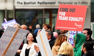 Trans reforms will not diminish cis women's rights, says Holyrood