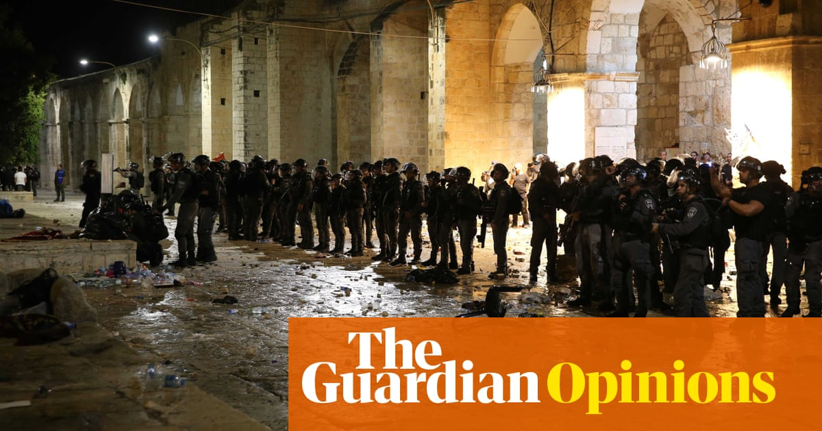 Defiance in the face of Israeli aggression gives Palestinians everywhere hope