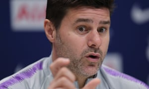 Mauricio Pochettino: 'Of course we are so far [in investment terms] from the big sides like City or United. But in points we are closer to them than the others.'