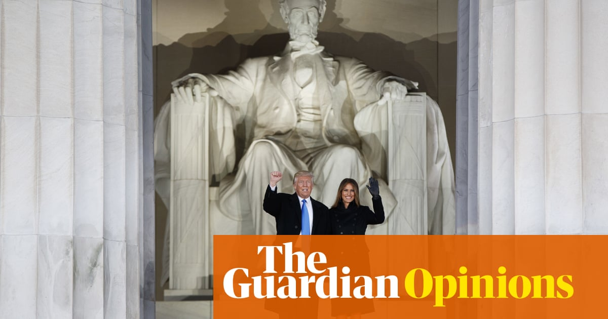 Trump's 4 July hijack merely proclaims his megalomania