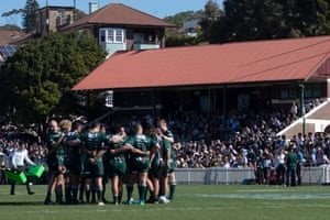 Randwick at Coogee Oval