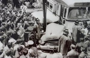 Mexico City, 1950's