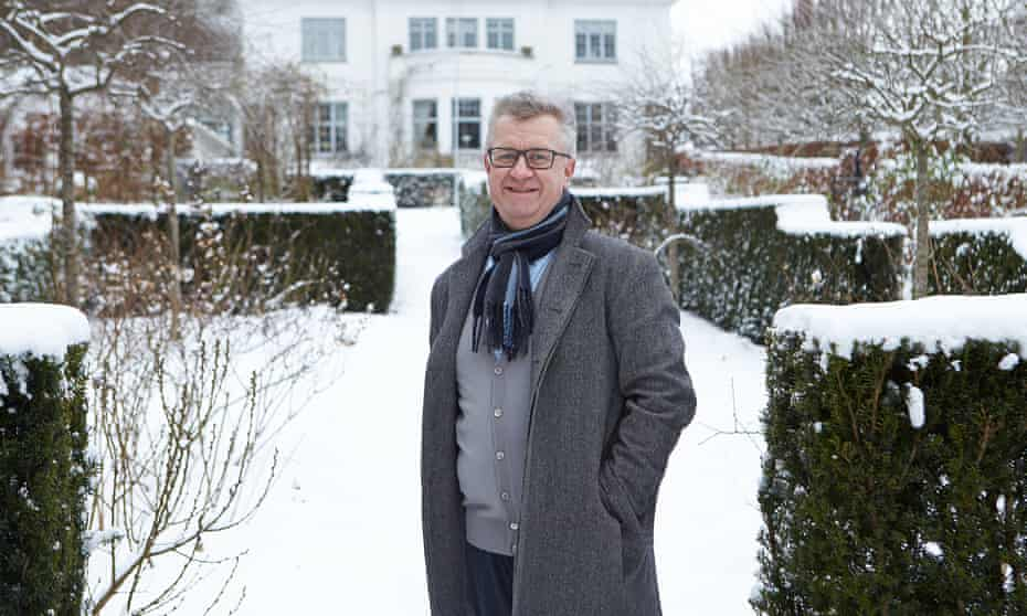 Claus Dalby, the gardener whose television programme on foraged Christmas decorations is a seasonal favourite in Denmark