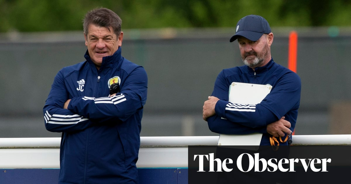 'We want to take the next step': John Carver backs Scots for Euros progress
