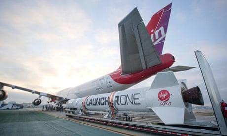 Virgin Orbit looks into cause of LauncherOne test failure