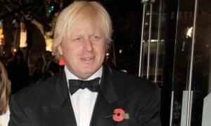 'An air of mincing menace': Boris Johnson laments rejection of film script - The Reports