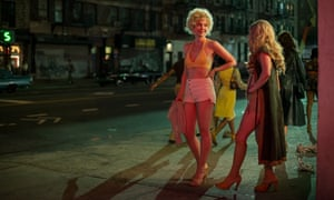 Porn is her vocation … Maggie Gyllenhaal as Candy in The Deuce.