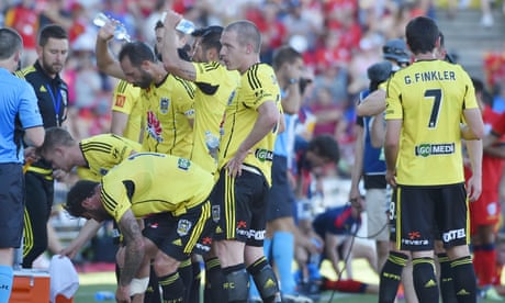 FFA rejects Wellington Phoenix's heatstroke claim after Adelaide sorcher
