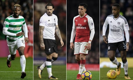 Transfer window: club-by-club guide for the Premier League in January