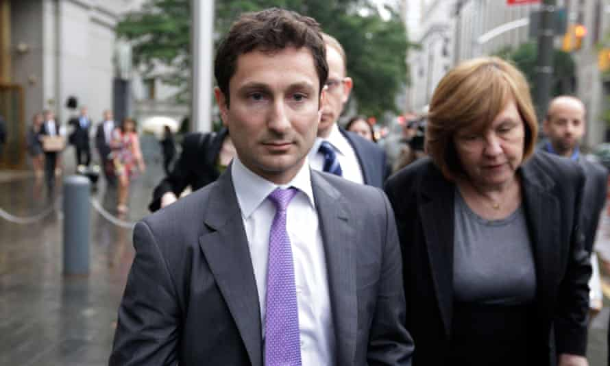 Former Goldman Sachs vice president Fabrice Tourre had to pay monetary damages, but did not spend any time in jail.
