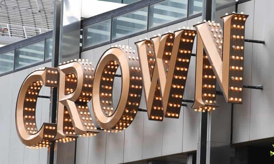 Crown Casino on Southbank in Melbourne