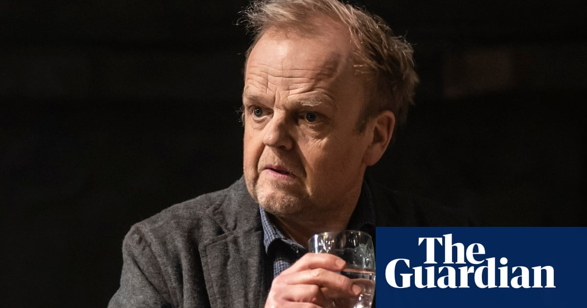 Toby Jones: Actors talking about acting? It makes you scream!