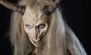 Death God of Ox-Head by Se-Chun Liu, FdA hair and makeup for film and TV.