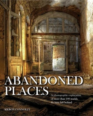 Abandoned Places book cover