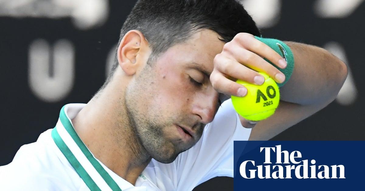 Novak Djokovic battles past Frances Tiafoe in 30C Australian Open marathon
