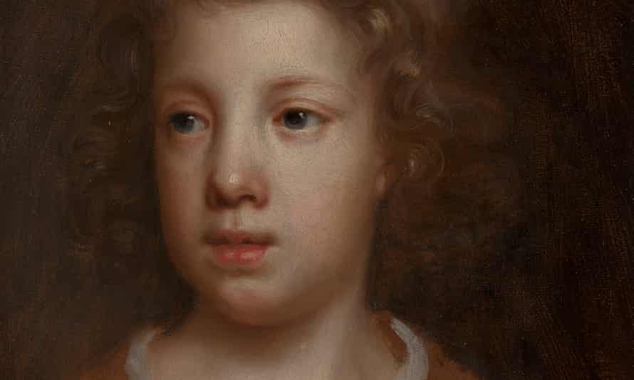Charles Beale the Younger, 1663-64, by Mary Beale.