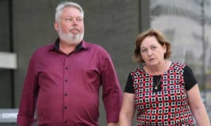 Bruce and Denise Morcombe: the bill for a proposed public online register of sex offenders has been called 'Daniel's law' after their son, who was murdered in 2003.