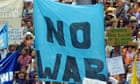 Australia's anti-war movement is depleted – who will stop the march to the 'drums of war'?   Jeff Sparrow