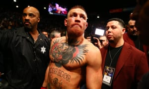 Conor McGregor's dispute with UFC has dominated the fight world recently