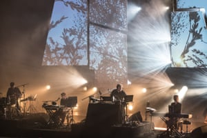 Oneohtrix Point Never review – journey to a jaw-dropping
