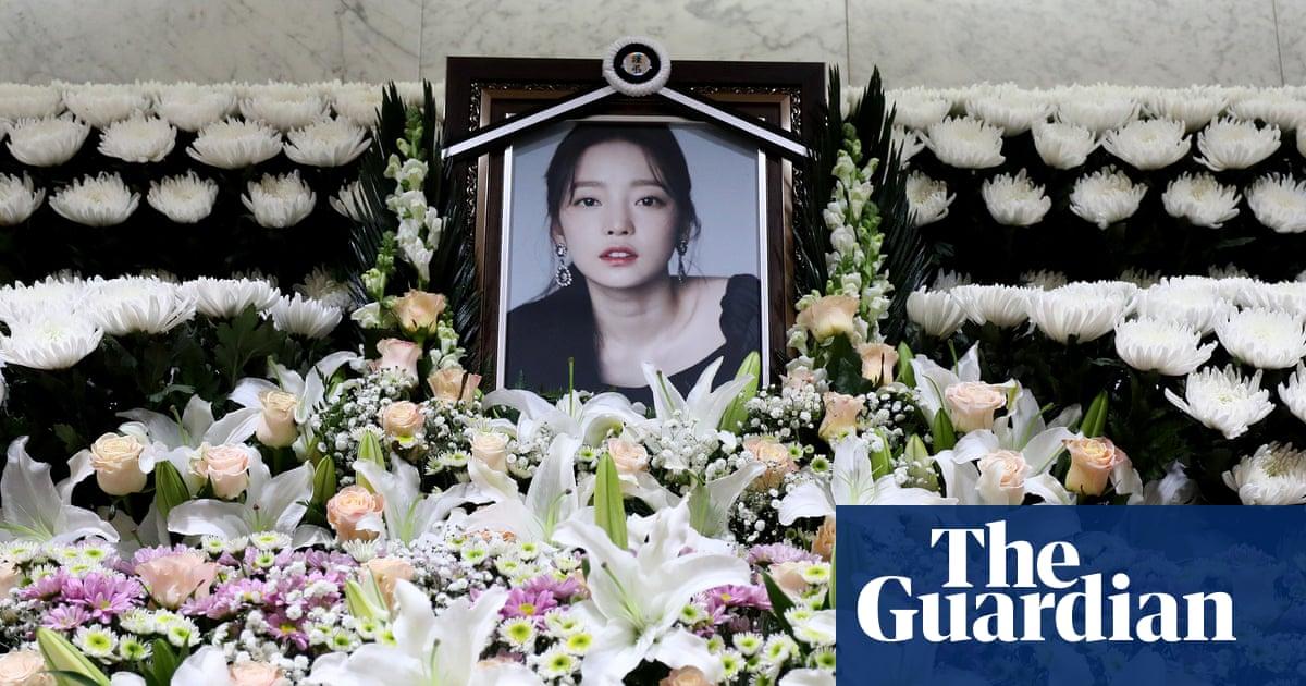 Deaths of K-pop stars put focus on mental health taboos in South Korea