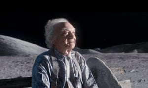 John Lewis's 'Man in the Moon' Christmas ad: supported by Age UK