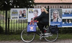 European elections: how does the voting system work