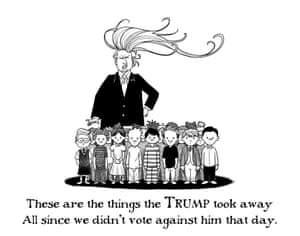 Mike Selinker's The Ghastlytrump Tinies