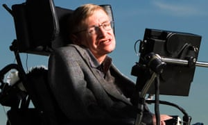 Stephen Hawking is one of the contenders to be the new face of the £50 note