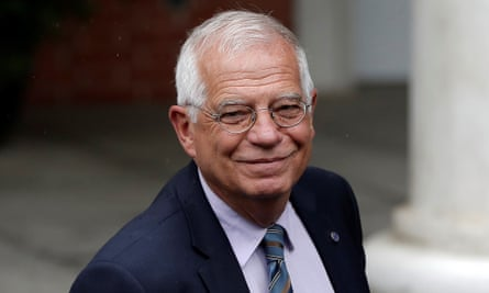 Josep Borrell says the most powerful EU member states will not allow the UK to stay in the single market without respecting free movement of people.