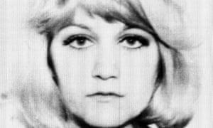 Vesna Vulovic in 1972