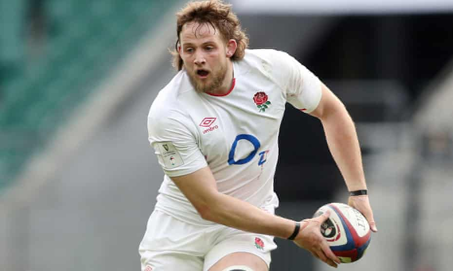Jonny Hill forced his way into the Lions squad with some excellent performances for Exeter.