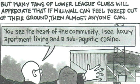 David Squires on … Millwall and the New Den's uncertain future