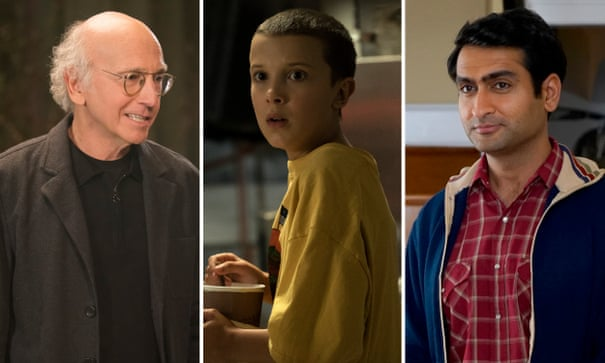 From Stranger Things 2 to Curb Your Enthusiasm: the best of film and