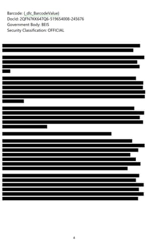Redacted Sage report.