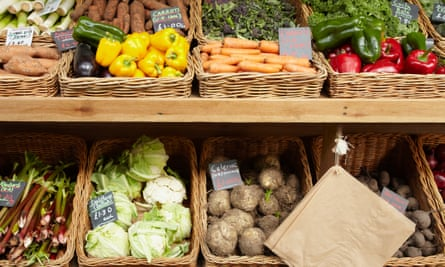 In growth terms, organic is now outperforming the non-organic grocery market.
