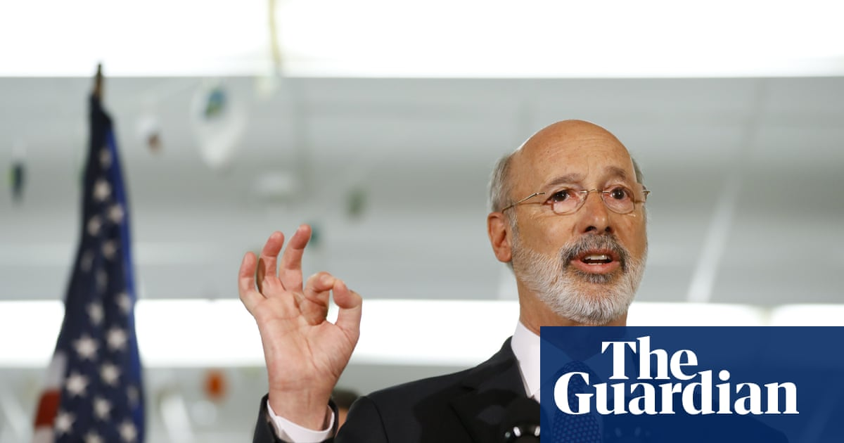 Pennsylvania governor under scrutiny for role in approving