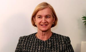 Amanda Spielman will take over as chief inspector of schools in January if approved by parliament.