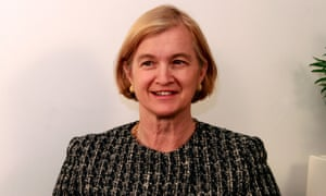 Amanda Spielman … Ofsted's new chief inspector