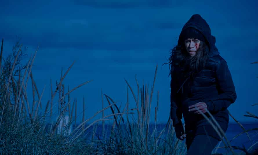Will Sarah uncover the truth? … Tatiana Maslany in Orphan Black.