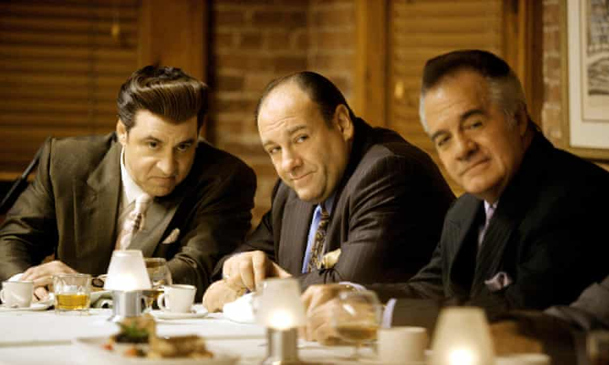 The Sopranos (HBO, 1999-2007) ended on a note of violent ambiguity that is generally felt to have been fitting.
