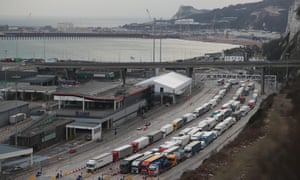 Tariffs on parts being ferried to and from the port of Dover in the car manufacturing cycle will add significantly to companies' costs.