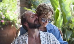'A Bigger Splash' film - 2015<br>Ralph Fiennes, Tilda Swinton 'A Bigger Splash' film - 2015