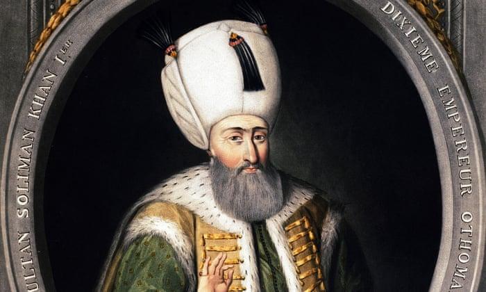 Portrait of Suleiman I (the Magnificent)