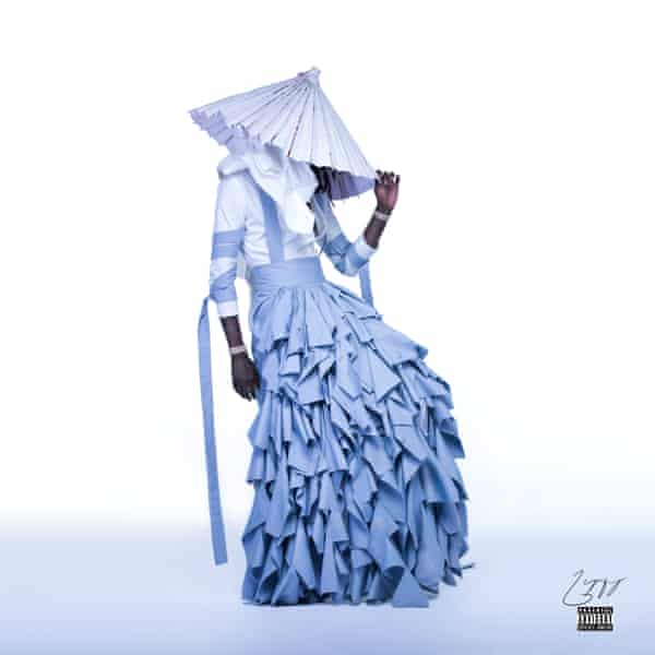 Elegantly confrontational … the cover of Young Thug's No, My Name Is Jeffery.