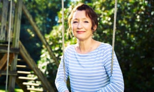 A miracle has been performed here ... Lesley Manville as Cathy in Mum.