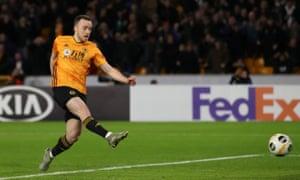 Wolverhampton Wanderers' Diogo Jota.