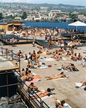 Catania, Sicily, 1998.