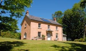 Creek Cottage, Wales